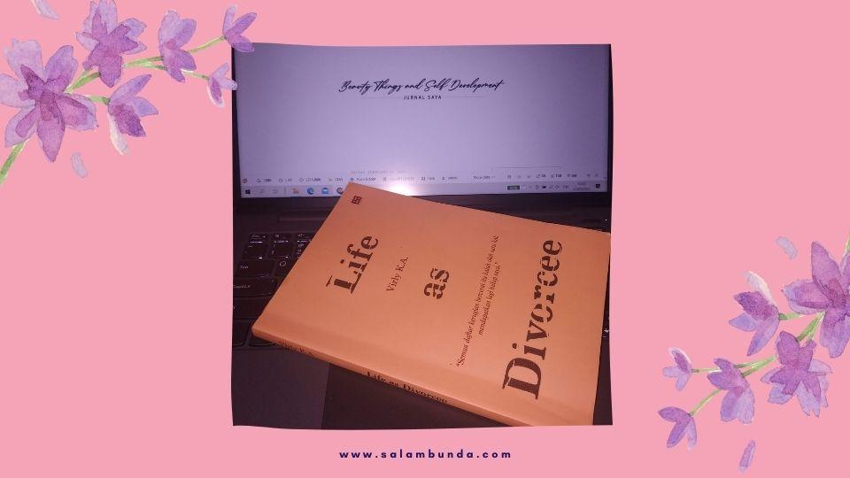 buku life as divorcee