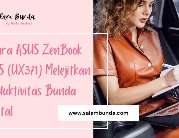review asus zenbook flip s (ux371)