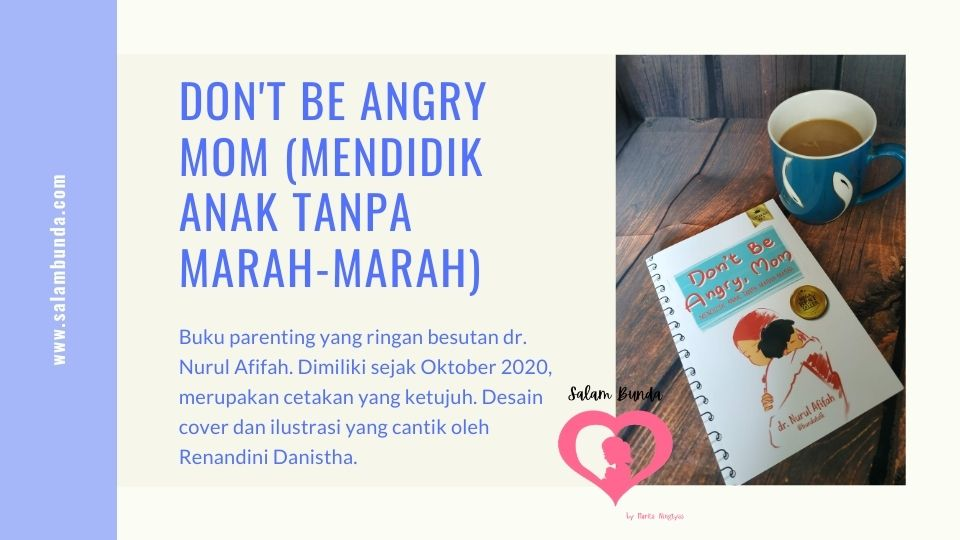 review buku dont be angry mom