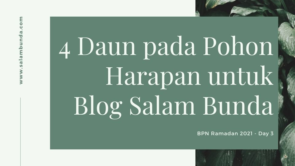 blog salam bunda