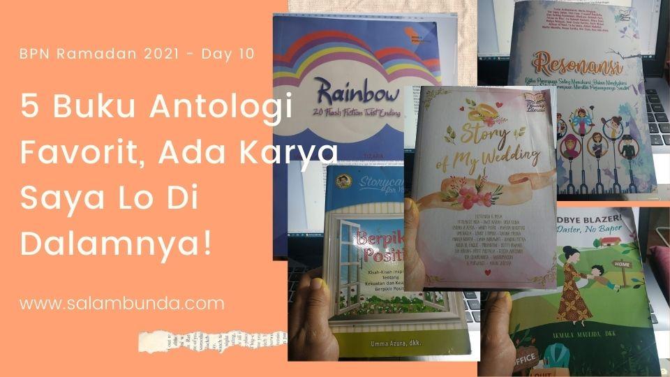 buku antologi favorit