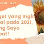 target yang ingin dicapai pada 2021