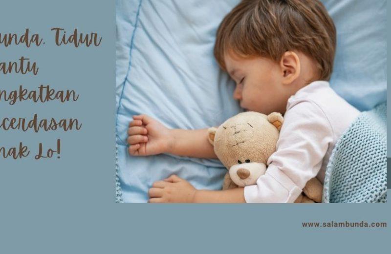 tidur bantu tingkatkan kecerdasan