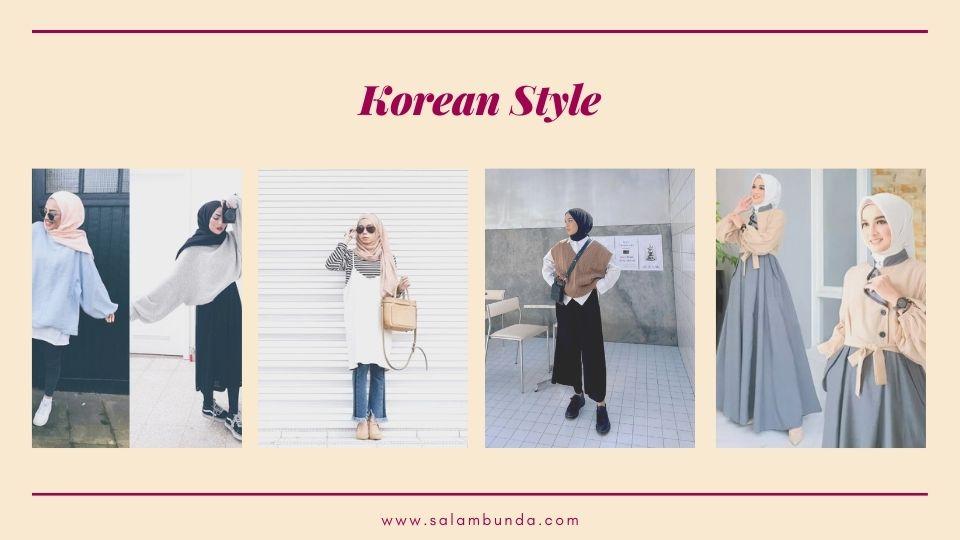 baju lebaran korean style