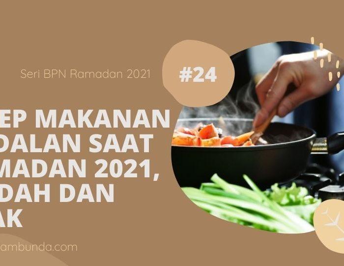 resep makanan andalan saat ramadan