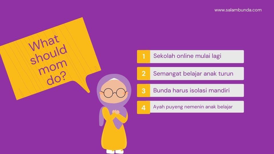 kendala sekolah online
